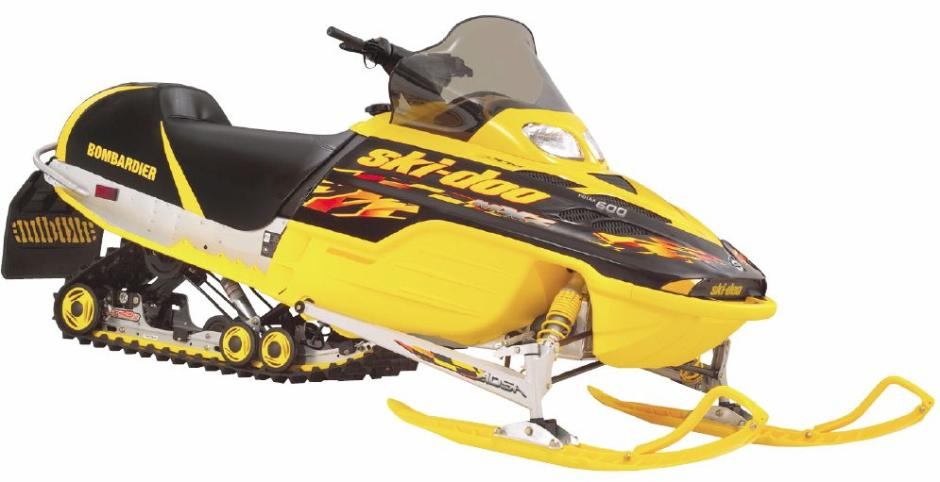 2003 Ski-Doo Snowmobile Parts