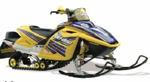 2004 Ski-Doo Snowmobile Parts