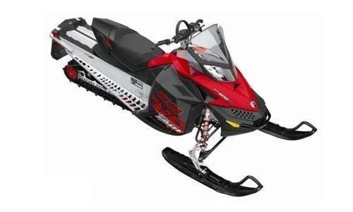 2011 Ski-Doo Adrenaline Renegade