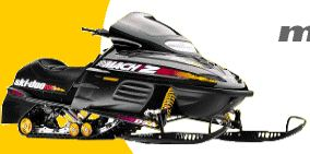 1998 Ski-Doo Snowmobile Parts