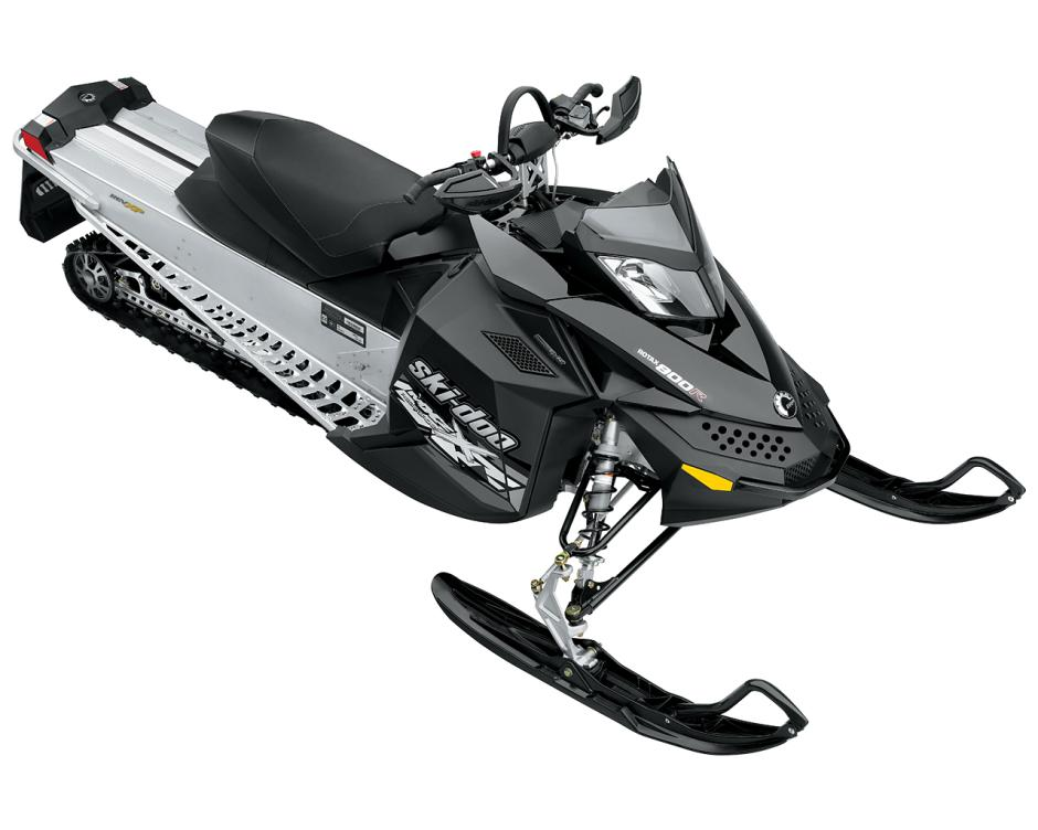 2009 ski-doo mxz snowmobile
