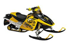 2005 Ski-Doo Snowmobile Parts